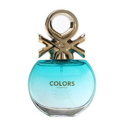 Benetton Colors for Her Blue dla kobiet 50ml