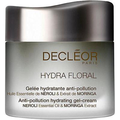 Decleor 50ml Hydra Floral Anti-Pollution Hydrating Gel Cream with Neroli Essential Oil & Moringa Extrac (do skóry normalnej do mieszanej)