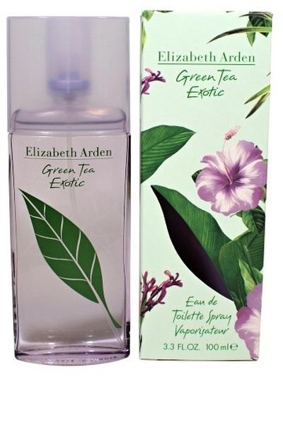 Elizabeth Arden Green Tea Exotic dla kobiet 100ml