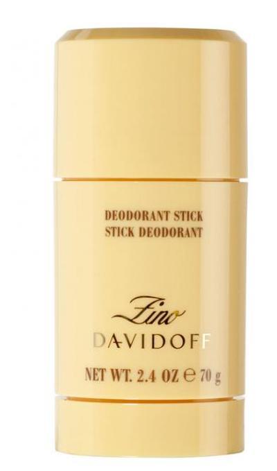 Davidoff Zino 75ml dezodorant w sztyfcie dla mężczyzn