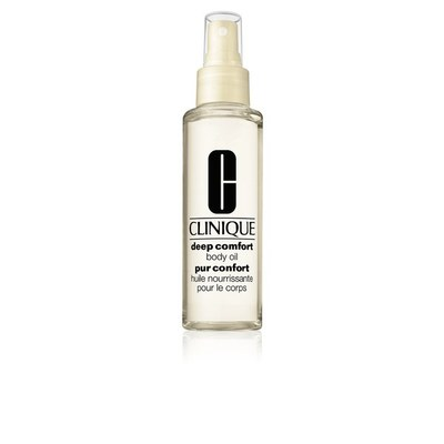 Clinique 125ml Deep Comfort Olejek do ciała