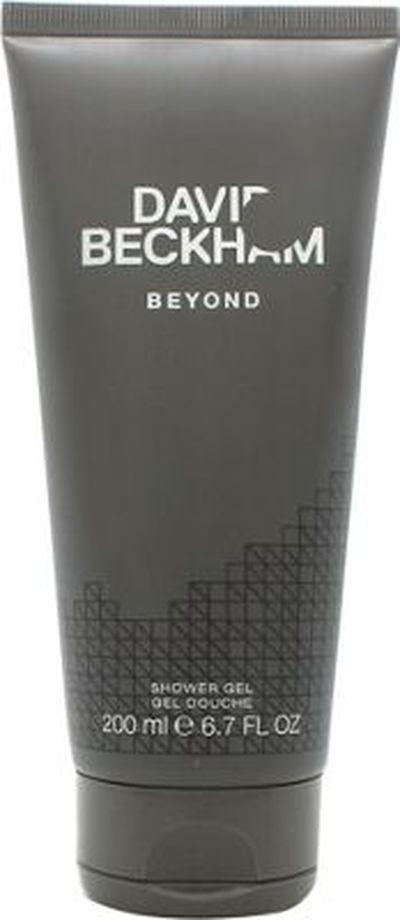 David Beckham Beyond 200ml Hair & Body Wash, żel pod prysznic