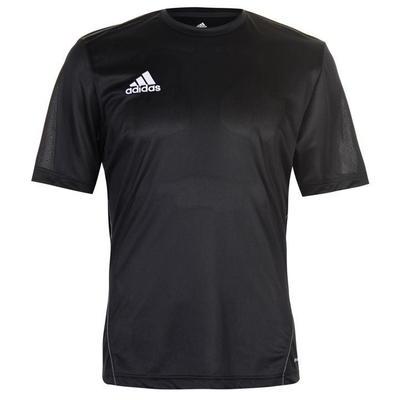 Adidas Coref Jersey Koszulka męska, czarna, Rozmiar M