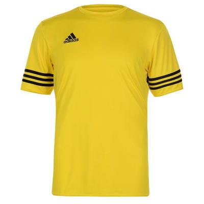Adidas Entrada 14 Training Top Koszulka męska, żółta, Rozmiar L
