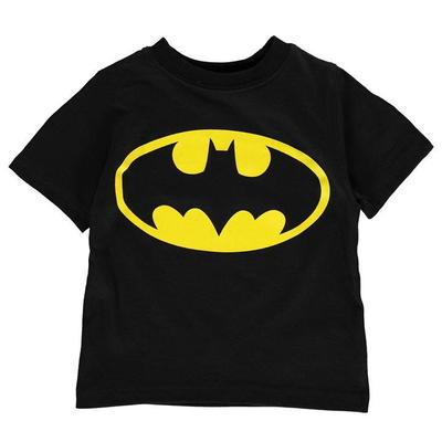 Character DC Comic Tee, koszulka dla chłopców - Batman, Rozmiar 5-6 lat
