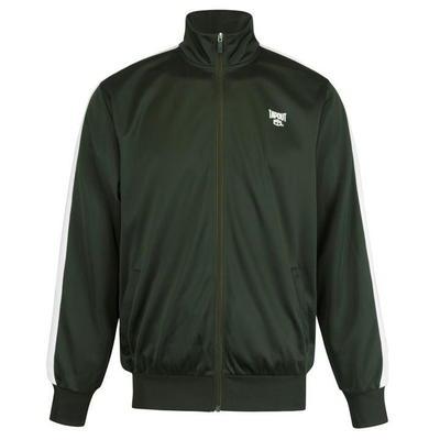 Tapout Zipped Track, kurtka dresowa męska, zielona, Rozmiar - XXL