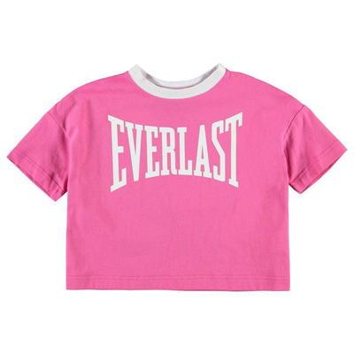 Everlast Boxy koszulka dziewczęca, różowa, Rozmiar 9-10 lat