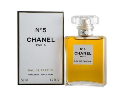 Chanel No 5 woda perfumowana dla kobiet 50ml