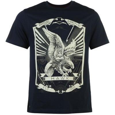 Tony Hawk Bird koszulka męska, granatowa, Rozmiar L