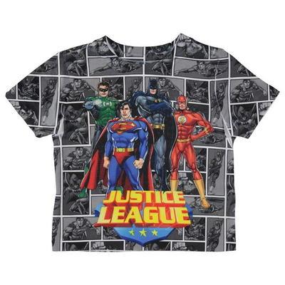 Character Sub koszulka dla chłopców, DC Comics, Rozmiar 7-8 lat