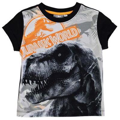 Character koszulka dla chłopców, Jurassic World, Rozmiar 4-5 lat
