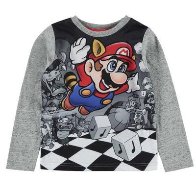 Character, bluza dla chłopców, Nintendo, Rozmiar 7-8 lat