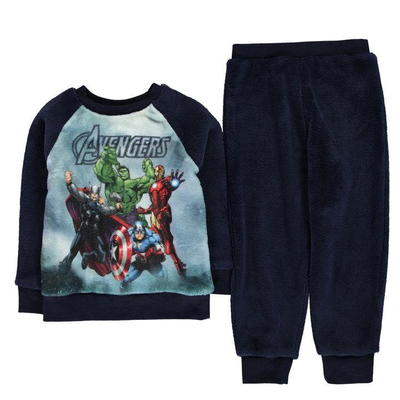 Character, Piżama dla chłopca, Avengers, Rozmiar 5-6 lat