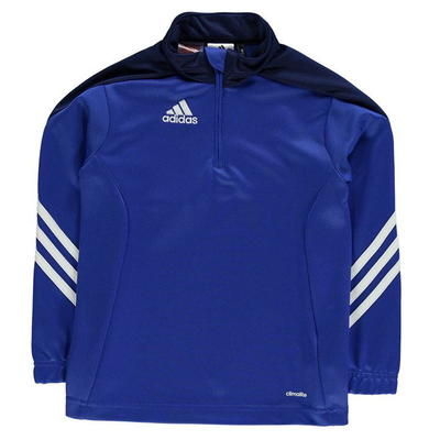 Adidas Sere 14 Zip bluza dla chłopca, ciemnoniebieska, Rozmiar 7-8 lat
