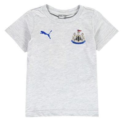 Puma Newcastle United Fan, koszulka dla chłopca, szara, Rozmiar 5-6 lat