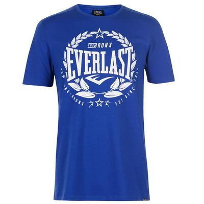 Everlast Laurel koszulka męska, niebieska, Rozmiar S