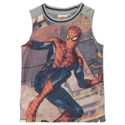 Koszulka bez rękawów dla chłopców, Character Spiderman, Rozmiar 7-8 lat