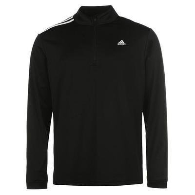 Adidas 3 Stripes French Terry, bluza męska, czarna, Rozmiar  XL