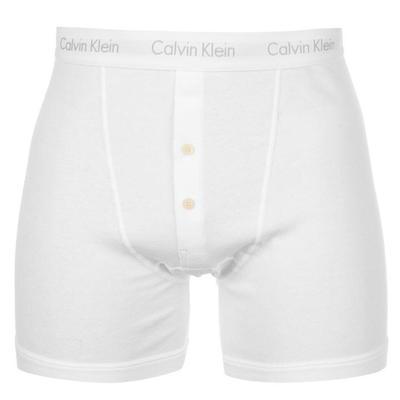 Bokserki Calvin Klein, białe, Rozmiar S