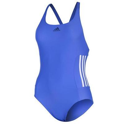 Adidas Infinitex Fitness Eco, strój kąpielowy, niebieski, Rozmiar S