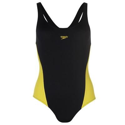 Speedo Lepa, strój kąpielowy, czarny, Rozmiar XXS