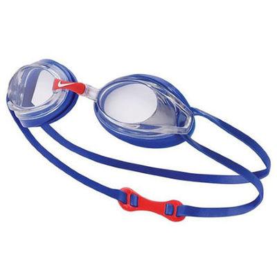 Nike Remora Mirror, okulary do pływania dla dzieci, niebieskie