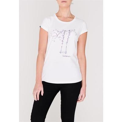 Karrimor Organic, koszulka damska, biała, Rozmiar XS