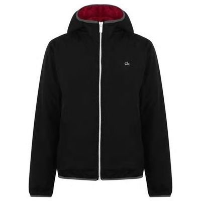 Calvin Klein Golf, kurtka męska, czarna, Rozmiar M