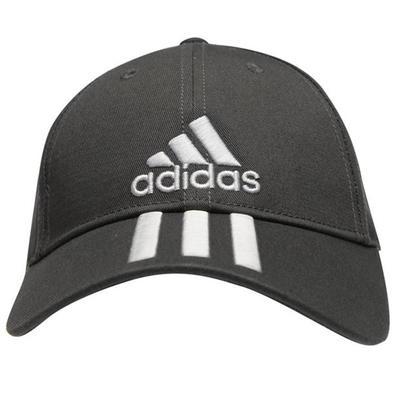 Adidas Performance 3S czapka z daszkiem, męska, grafitowa