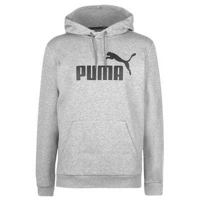 Puma No1 OTH, bluza męska z kapturem, szara, Rozmiar L