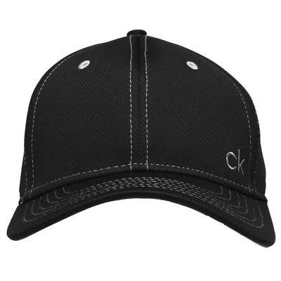 Calvin Klein Performance, czapka z daszkiem, męska, czarna