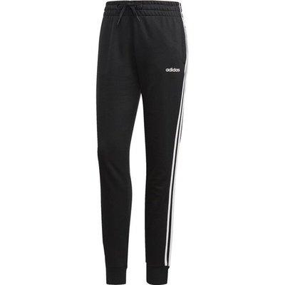 Adidas Essential, spodnie damskie do biegania, czarne, Rozmiar XL