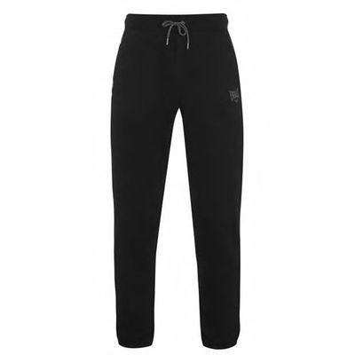 Everlast Jogging, spodnie do biegania męskie, czarne, Rozmiar S