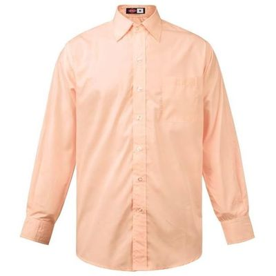 Lee Cooper koszula męska, brzoskwiniowa, Rozmiar L