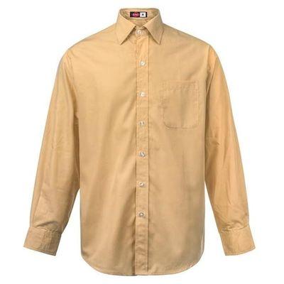 Lee Cooper koszula męska, kolor piaskowy, Rozmiar S