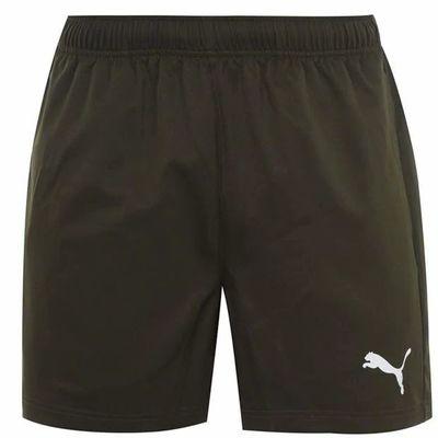 Puma Football, spodenki treningowe męskie, zielone
