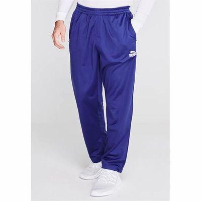 Lonsdale Open spodnie dresowe, granatowe, Rozmiar L