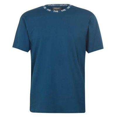 Everlast Neck, koszulka męska, kolor morski, Rozmiar L
