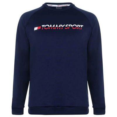 Tommy Sport bluza męska, granatowa, Rozmiar XL