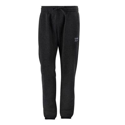Lee Cooper CH Flc, spodnie dresowe męskie, ciemnoszare, Rozmiar L