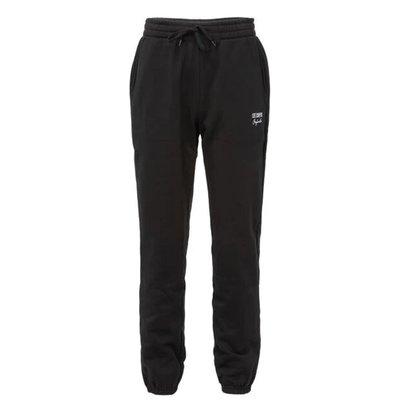 Lee Cooper CH Flc, spodnie dresowe męskie, czarne, Rozmiar M