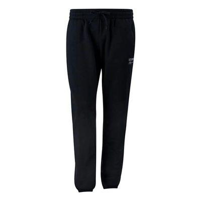 Lee Cooper CH Flc, spodnie dresowe męskie, granatowe, Rozmiar XL