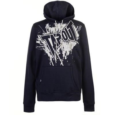 Tapout Logo OTH, bluza z kapturem, granatowa, Rozmiar XXL