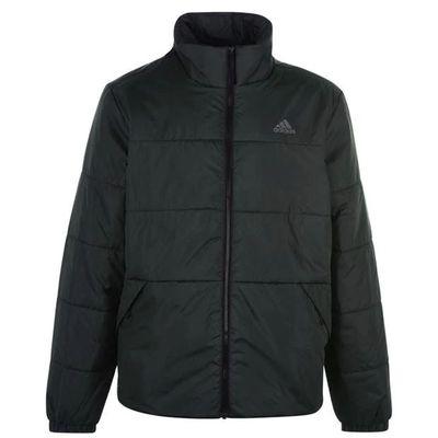 Adidas BSC kurtka zimowa męska, ciemnozielona, Rozmiar L