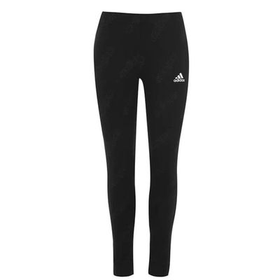 Adidas FAV, legginsy damskie, czarne, Rozmiar M