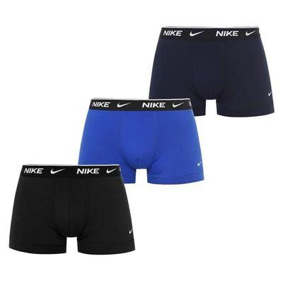 Nike bokserki męskie 3 szt., zestaw 9J1, Rozmiar XL