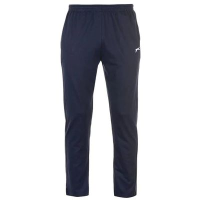 Slazenger Jersey, spodnie dresowe meskie, granatowe, Rozmiar XXL