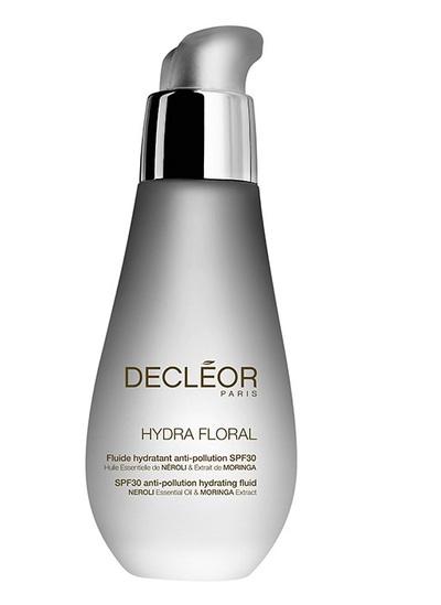 Decleor, Hydra Floral, Lekka emulsja Anti-Pollution z filtrem SPF 30