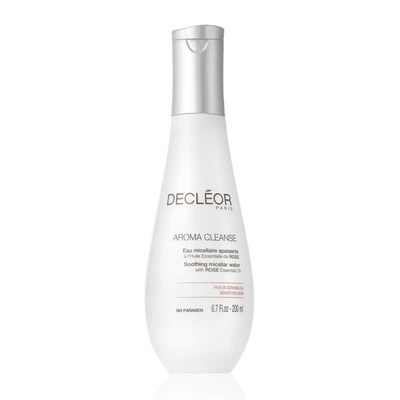 Decleor Aroma Cleanse Soothing micellar water with Rose Essential Oil 200 ml