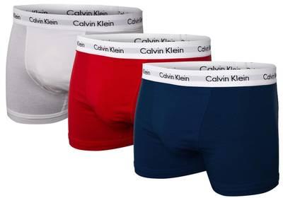 Calvin Klein bokserki męskie 3-pak, Rozmiar L